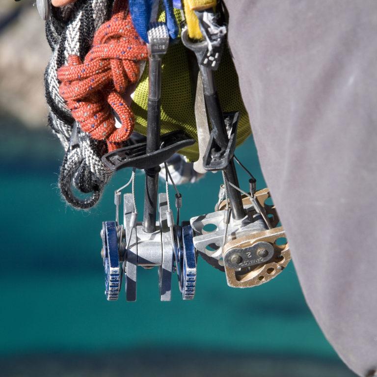 Henningsvær have some of Norway's best trad climbing spots © Espen Mortensen