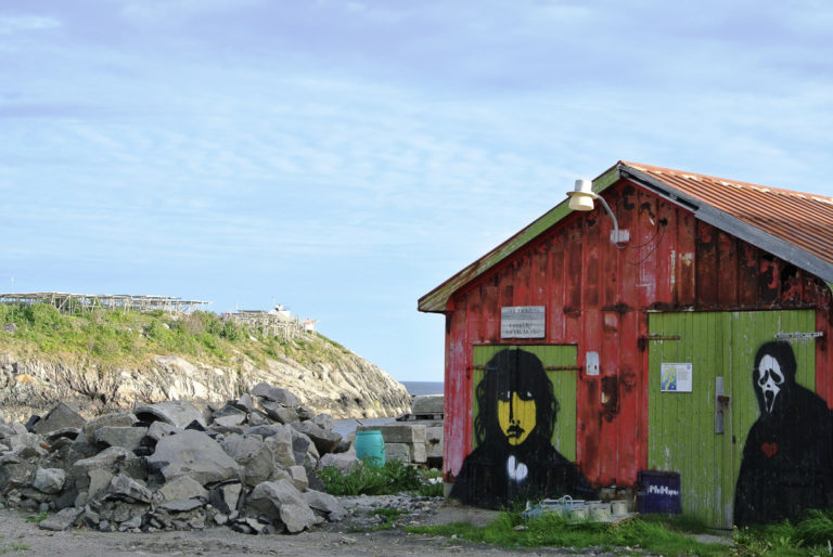Boathouse with a twist © Kristian Nashoug