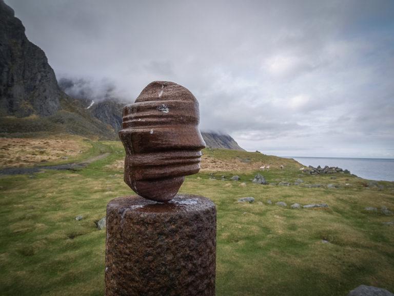 Skulpturlandskap Nordland er full av overraskelser © Werner Harstad/Statens vegvesen