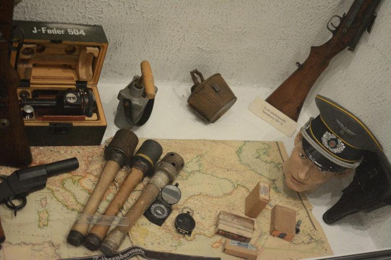 Rariteter fra 2. verdenskrig © Knut Hansvold