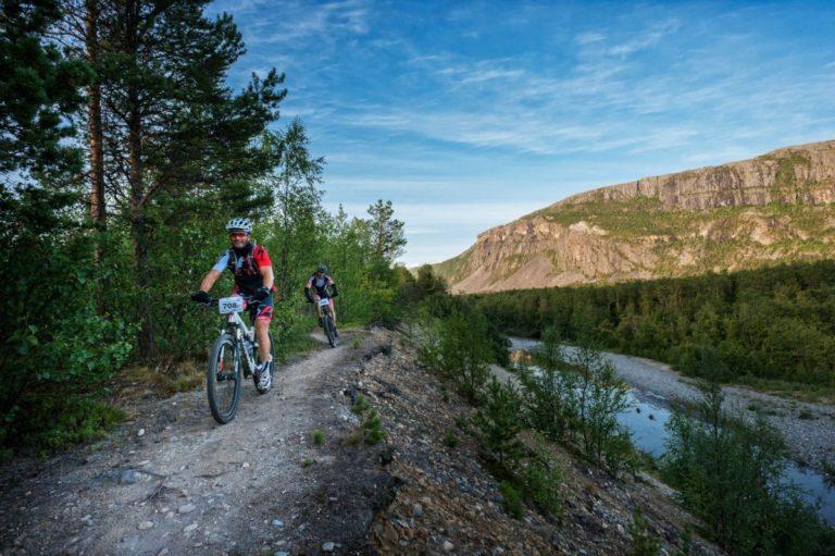Along the Alta River © Offroadfinnmark/Venche Jensen