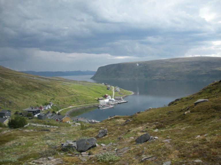 Akkarfjord er det største stedet som anløpes © Knut Arne Iversen/Hammerfest Turist