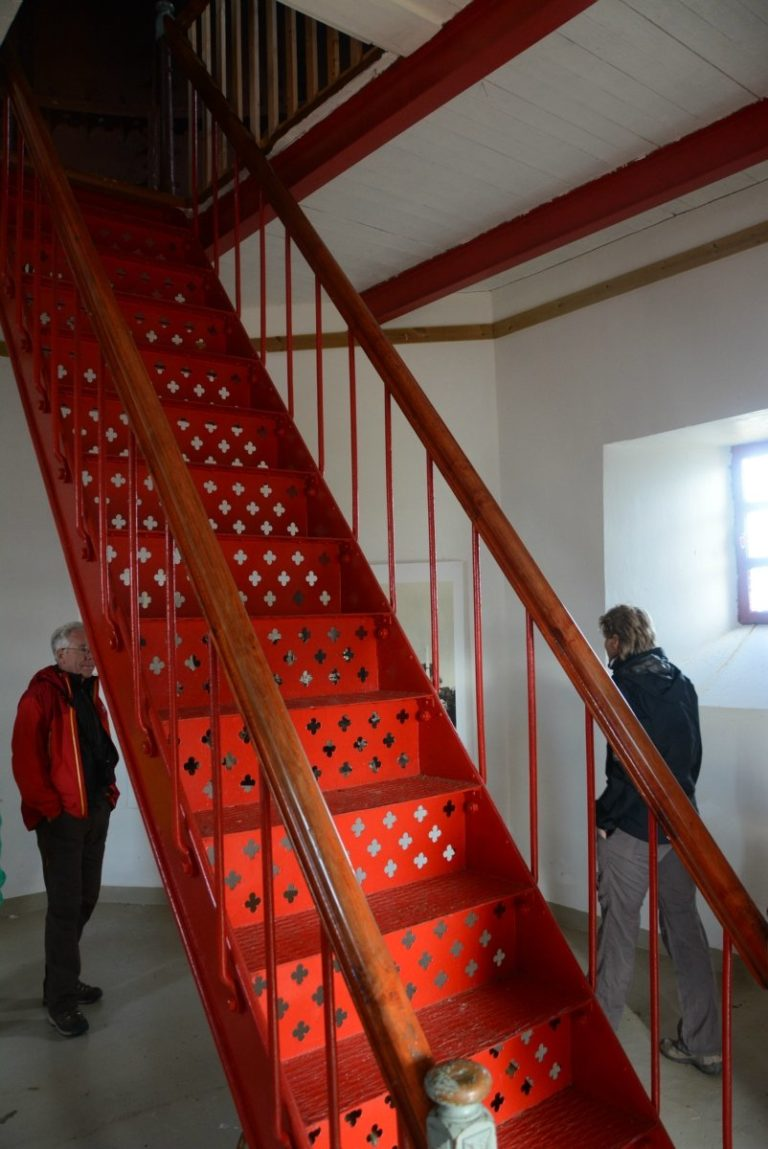 You can take a visit inside the lighthouse © Knut Hansvold