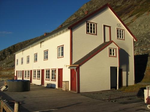 Accomodation building © Nordkappmuseet