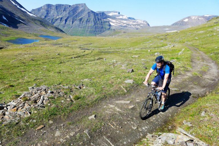 Biking is strictly on trails © Georg-Sichelschmidt