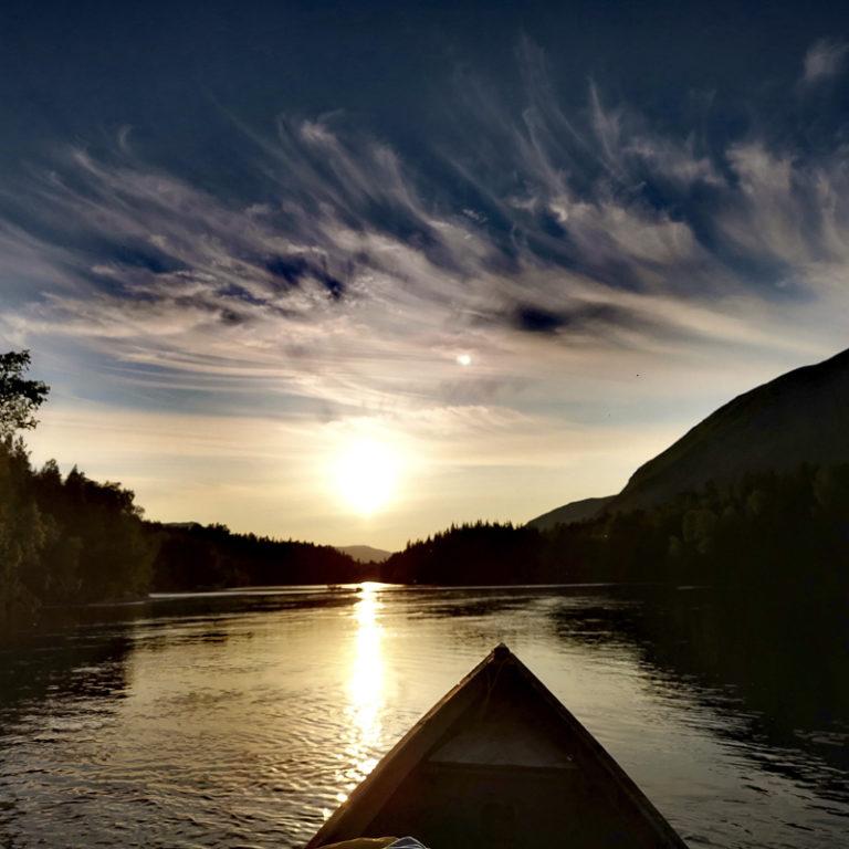 Midnight Sun © Svartfoss Adventure