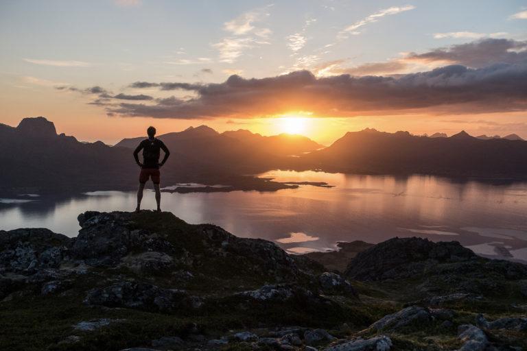 Du ser langt og lenger enn langt, både fysisk og mentalt © Kenn Løkkegaard