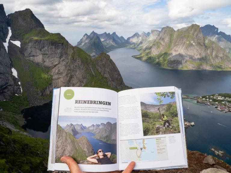 Turbok for Lofoten og Reinebringen © Kristin Folsland Olsen