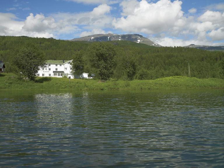 Stunning summer scenery © Rundhaug Gjestegård