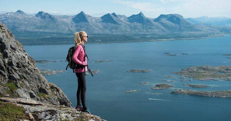 Nydelig utsikt fra Dønna © Terje Rakke/Nordic Life