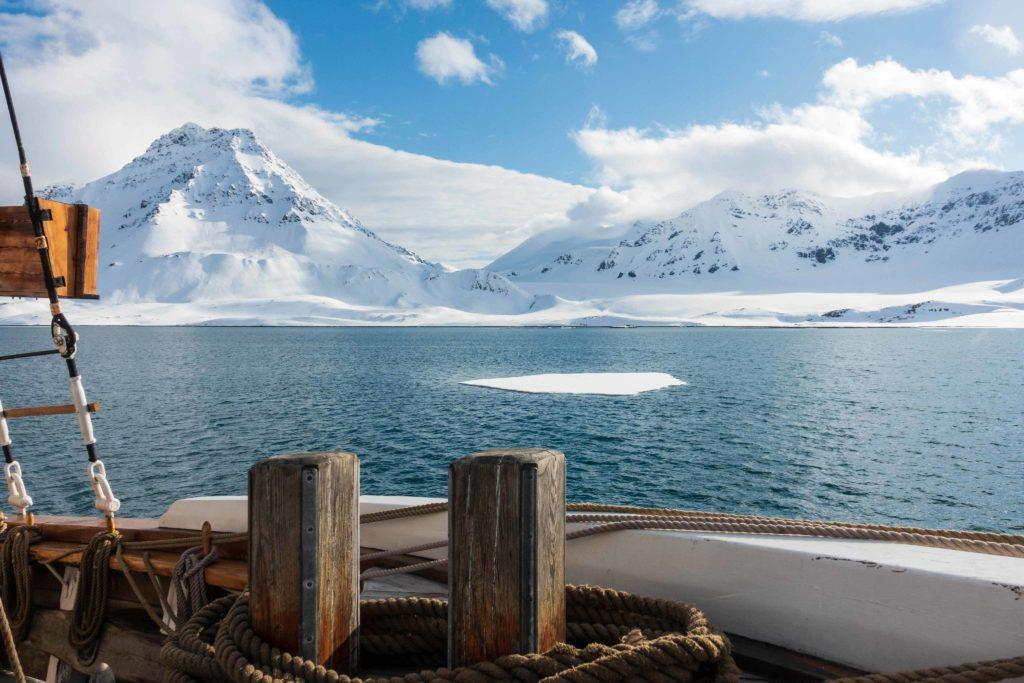 Topptur på Svalbard med guide