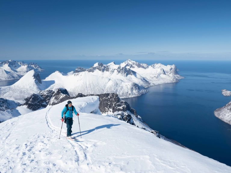 Utsikten på Senja er kanskje den vakreste i landet © Kristin Folsland Olsen