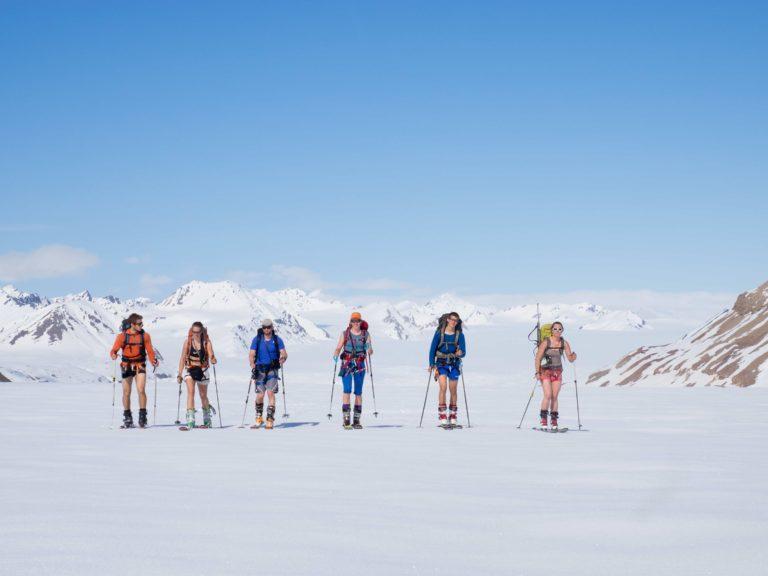 Om Svalbard alltid er kaldt? Nei, slettes ikke! © Kristin Folsland Olsen