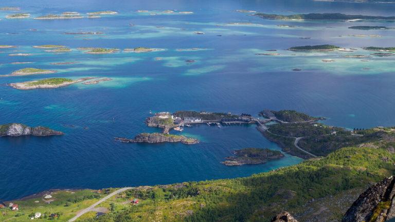 Caribbean or the Arctic? © Trine-Kanter Zerwekh, Statens vegvesen