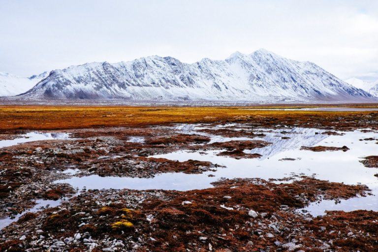 Høstlandskap © Basecamp explorer