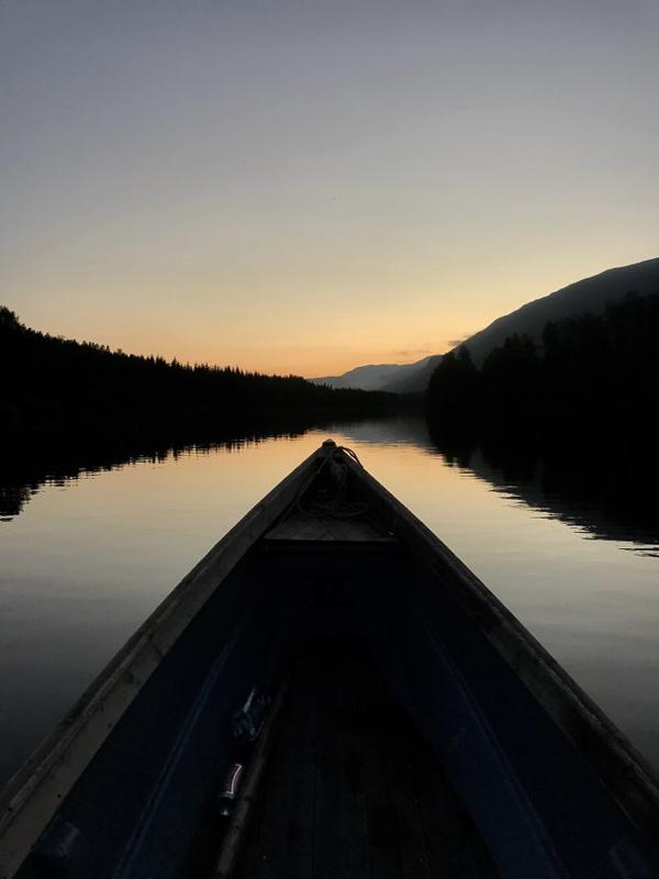August dusk © Svartfoss Adventure