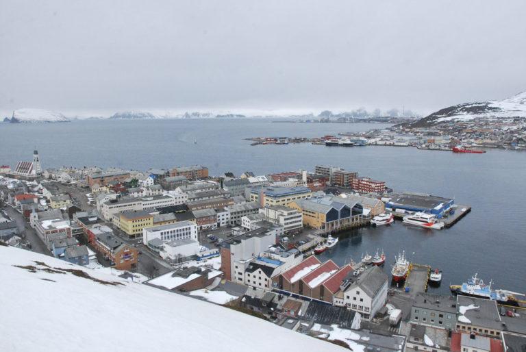 View of Hammerfest © Knut Hansvold