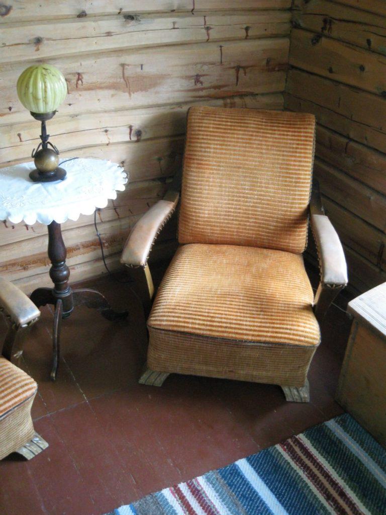 Rustic interior © Storjord Hotel