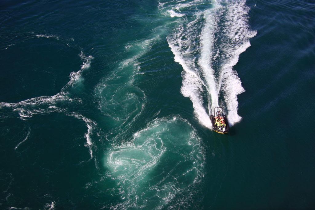 Saltstraumen er verdens sterkeste tidevannsstrøm