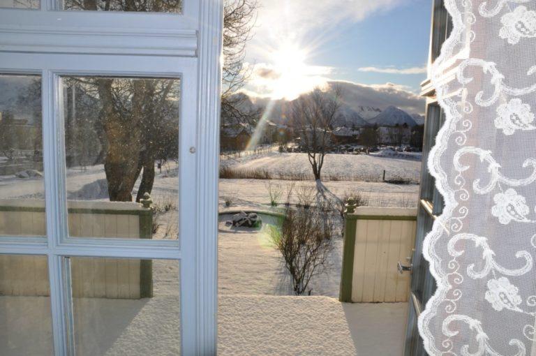 Winter views © Museum Nord Vesterålsmuseet