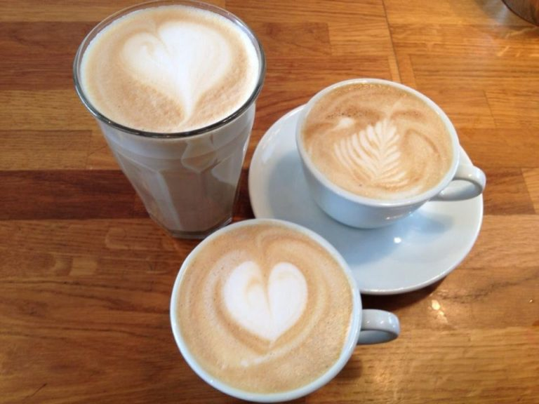 Coffee artistry © Miscela