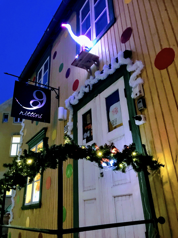 Klar for juleshopping © Knut Hansvold