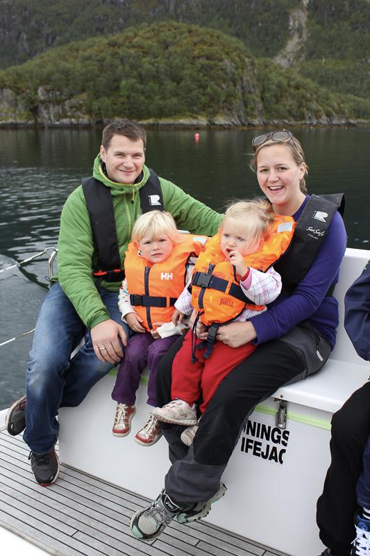 Safety first © Kine Anette Johnsen/Akvakultur i Vesterålen