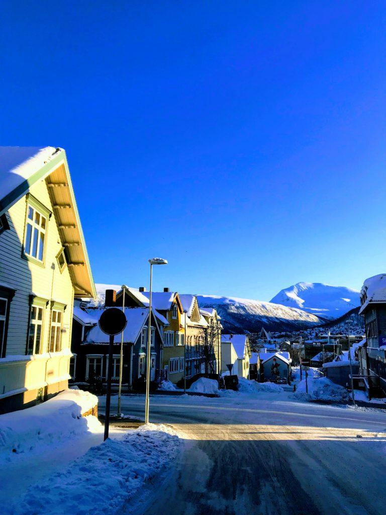 Vinterstemning i Nordre Tollbugate © Knut Hansvold