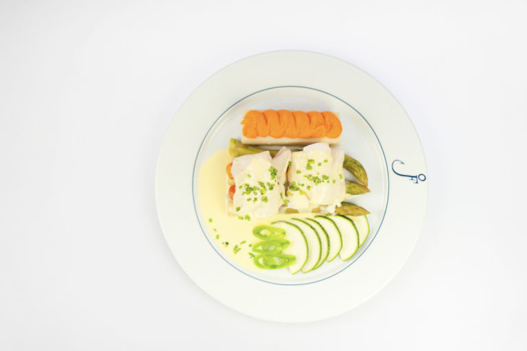 Simple meals sometimes have the best taste © Friflyt /Jan Ottar Olufsen