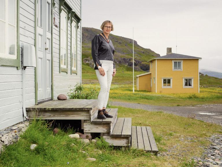 Velkommen til Kongsfjord © Emile Holba