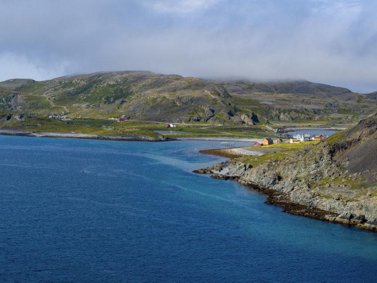 Kongsfjord sett fra Veines © FotoKnoff