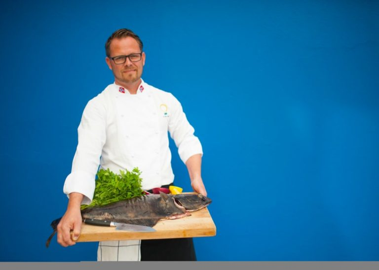 Ready to cook with local produce © Friflyt /Jan Ottar Olufsen