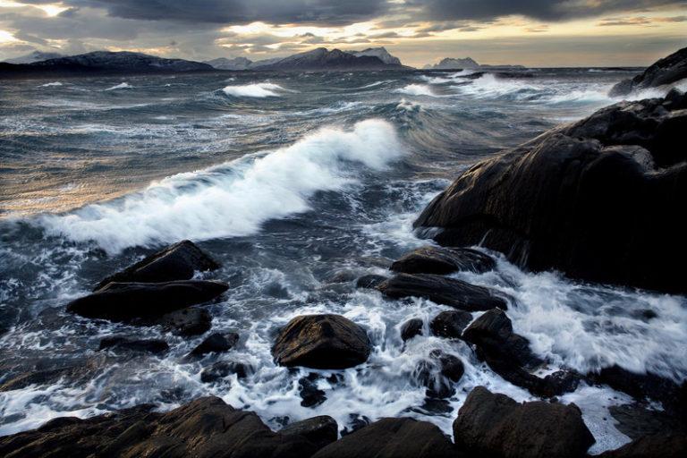 Det er mye vær i Nord-Norge © Nord Norge