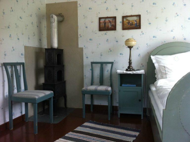 The white room © Storjord Hotel
