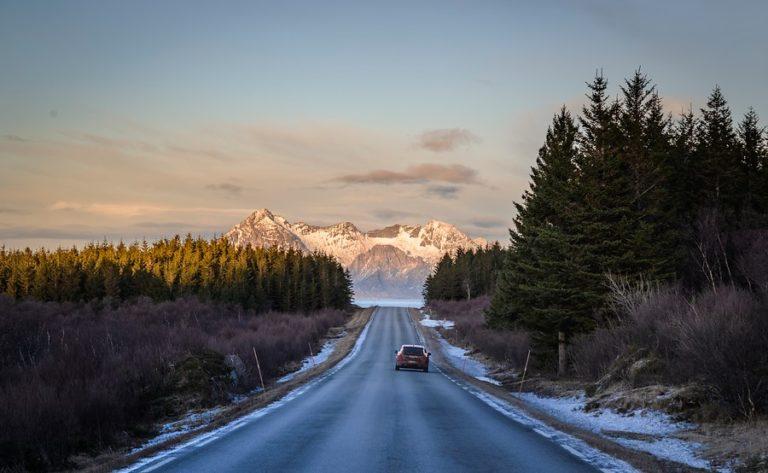 Vinterlys © Steinar Skaar