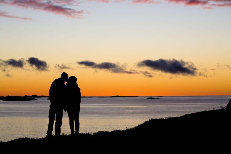 Du kan planlegge noen romantiske dager i Henningsvær © Espen Mortensen