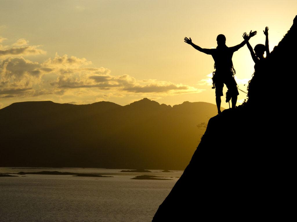 klatring i henningsvær lofoten