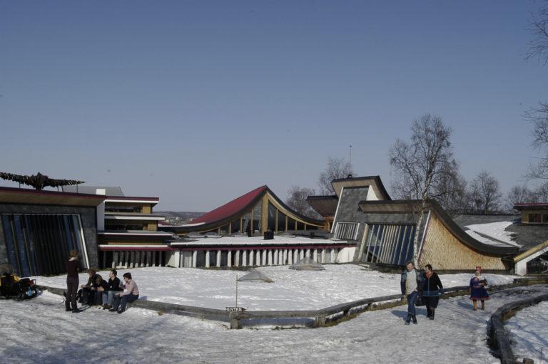 Juhls Silver Gallery in Kautokeino © Jørn Tomter