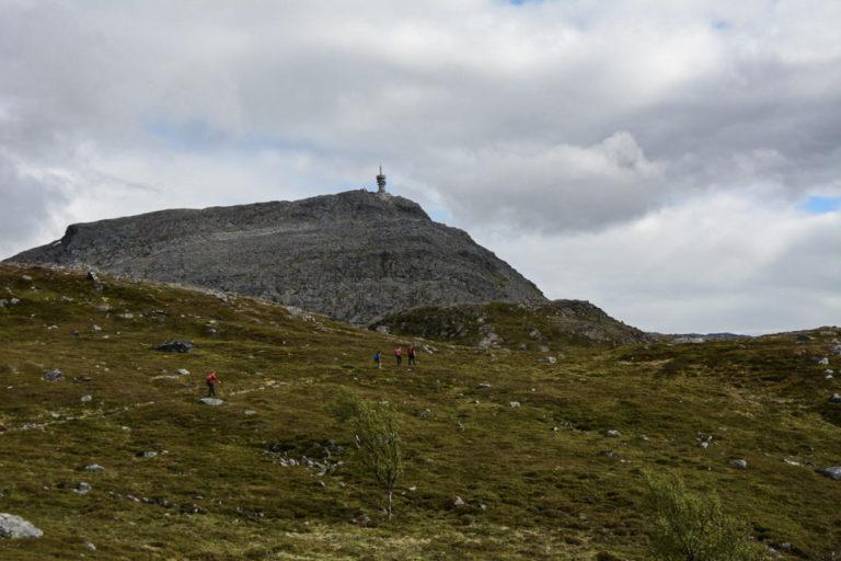 Tyven sett fra Hammerfest © Knut Hansvold
