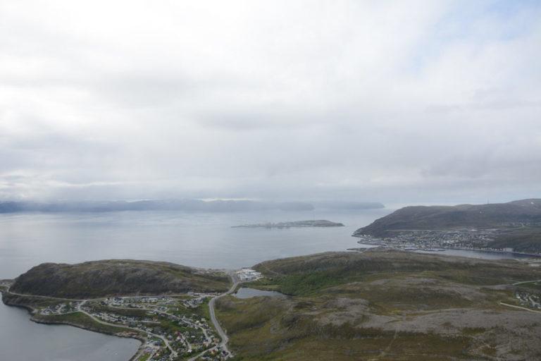 Vid utsikt fra Tyven © Knut Hansvold