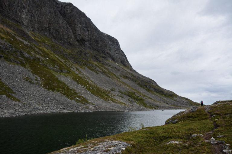 Barsk natur på Seiland © Knut Hansvold