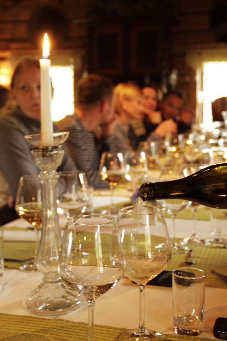 Høye glass og stor stemning © Tore Schöning Olsen