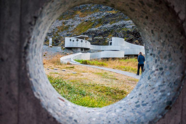 Fra Selvika på Nasjonal turistveg til Havøysund © Fredrik Fløgstad/Statens vegvesen
