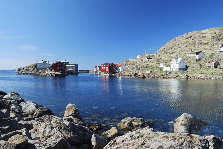 Nyksund er et fiskevær som ble vekket opp fra de døde © Holmvik Brygge