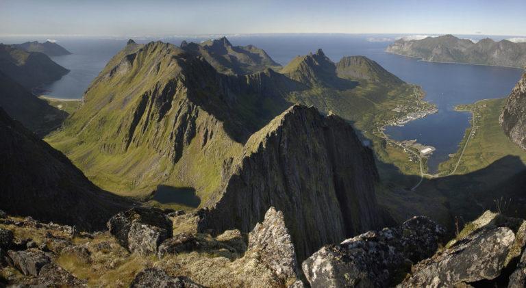 To fjorder i ett blikk © Reiner Schaufler