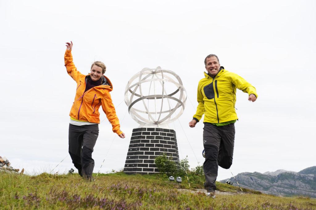 polarsirkelen monument
