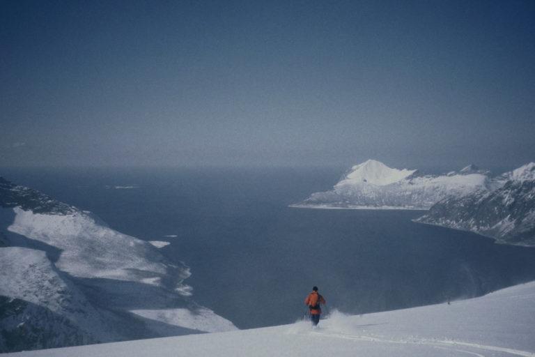 På ski © Svein Petter Aagaard