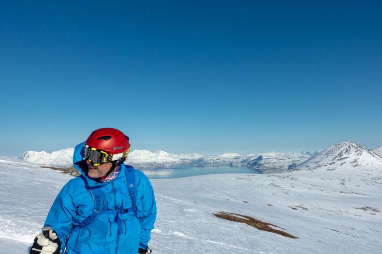 Utsikt mot Lyngsalpene © Mats Hoel Johannessen