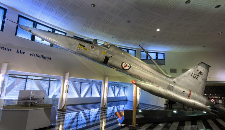Military aviation history.... © Rune Nilsen