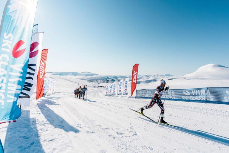 Reistadløpet er et løp for bredden hvor også eliten deltar © Magnus Östh